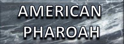 American Pharoah Button
